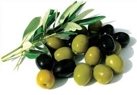 Olives Green & Black