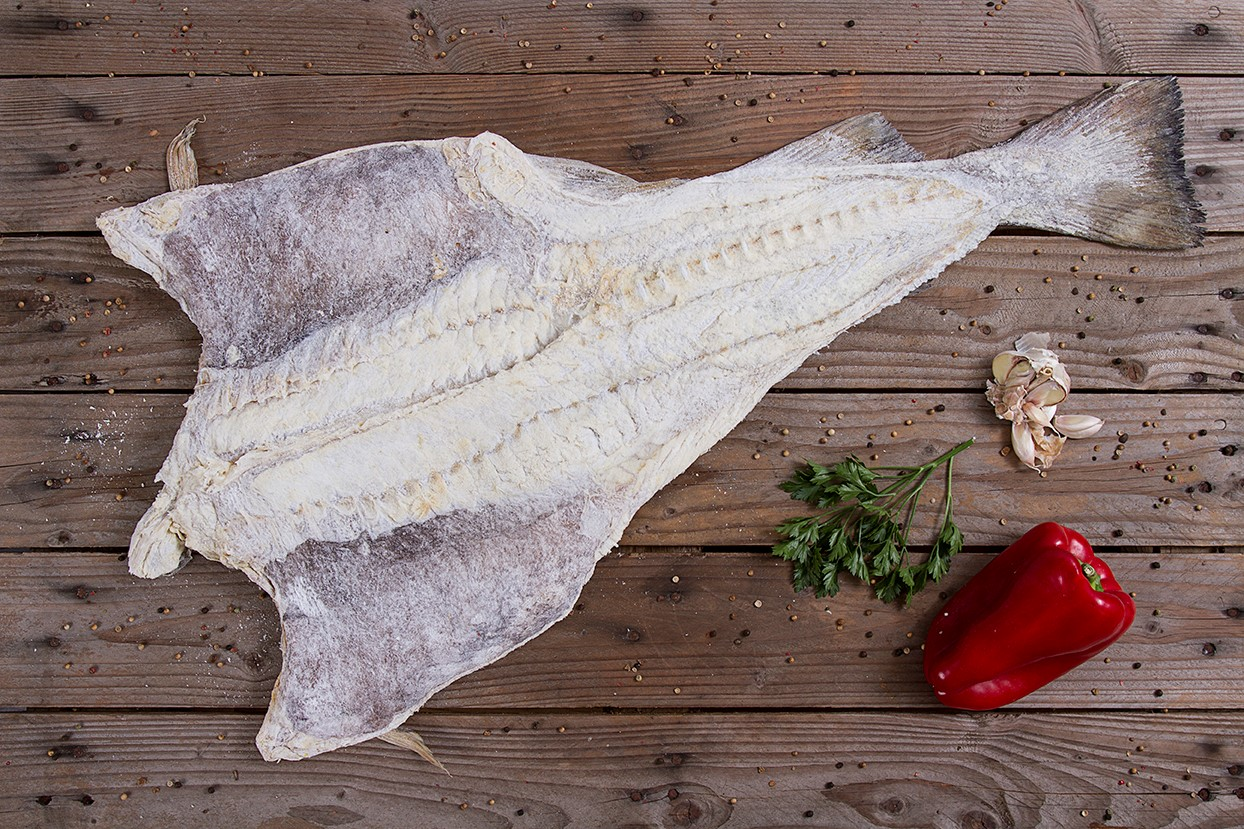 Salted Cod (Bacalhau) Whole