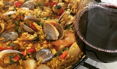 Alice De Sousa's  Spanish Paella Recipe